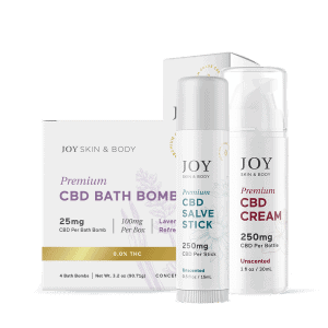 Joy Organics Self Care Bundle