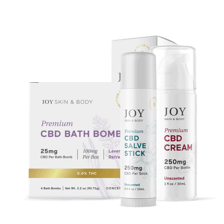 Joy Organics Self Care Bundle