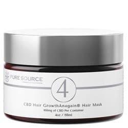 Pure Source CBD Hair Growth Anagain Hair Mask 100mg