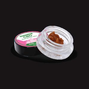 CBD Wax - 80% Broad Spectrum Wax - 1 Gram