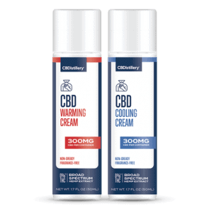 Warming/Cooling Cream Mix Pack 0% THC*