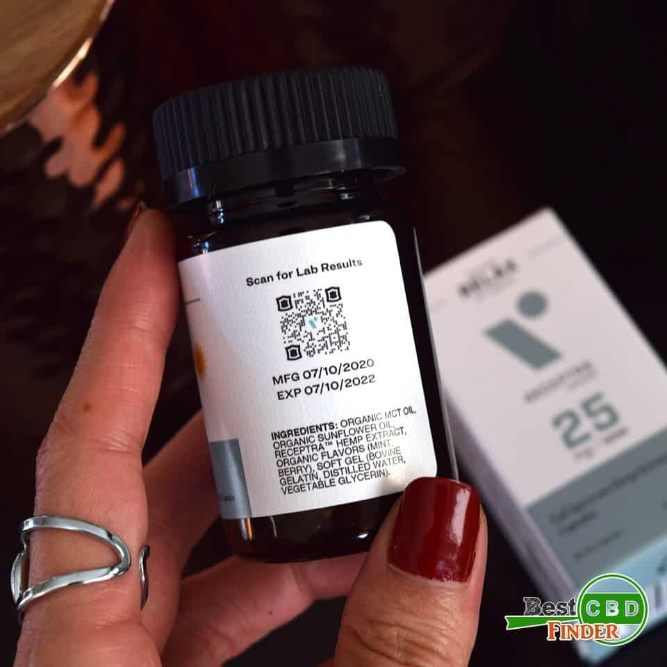Receptra Naturals Third Party Testing