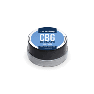 CBG Isolate High Purity Powder - 1 gram