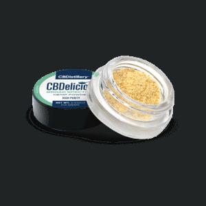 Broad Spectrum CBD Formulation Powder - 1 gram 0% THC*