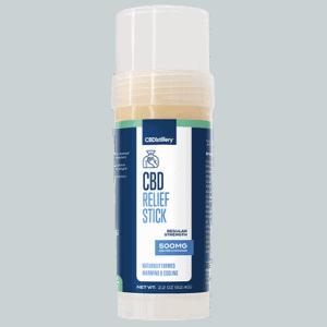 500mg Broad Spectrum CBD Relief Stick - 0% THC*