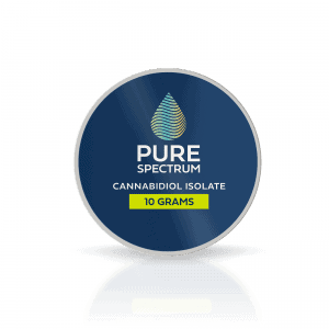 Pure Spectrum  99% Pure Cannabidiol Isolate 10Gram