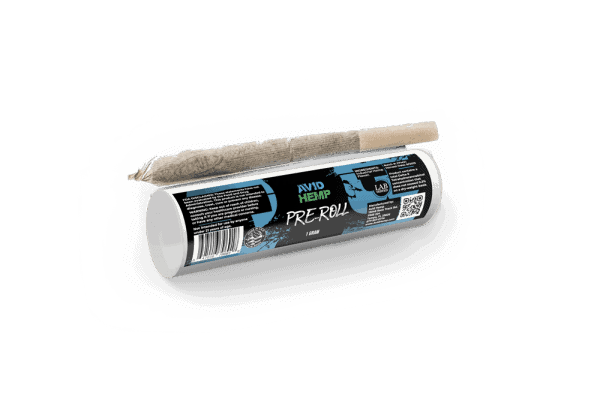 CBD Flower Pre-Rolled Joint