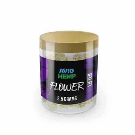 Avid Hemp CBD Flower – Lifter, 3.5