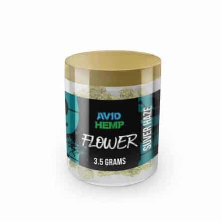 Avid Hemp CBD Flower – Suver Haze, 3.5