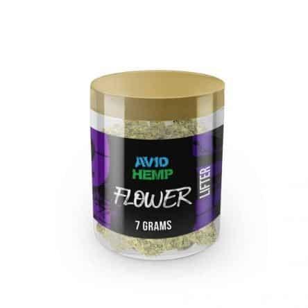 Avid Hemp CBD Flower – Lifter, 7