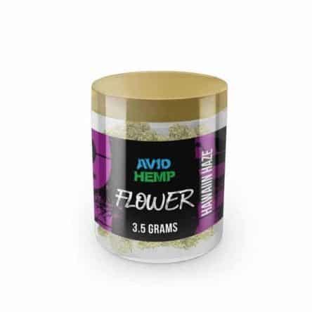 Avid Hemp CBD Flower – Hawaiin Haze, 3.5