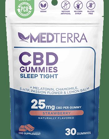 Medterra CBD Sleep Tight Gummies