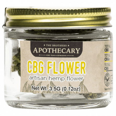 The Brothers Apothecary Craft CBG Flower