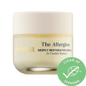Prima The Afterglow Deep Moisture Cream with Hyaluronic Acid + 500mg CBD 1.7 oz/ 50 mL