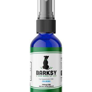 Barsky CBD Calming – 250mg CBD Pet Spray with Chamomile