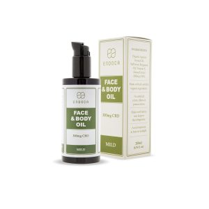 CBD Face and Body Oil 30MG CBD/ML