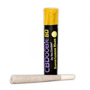 CBDoobie Pre-Rolled Herbal Mix - Super Lemon Haze (Buy More & Save!)