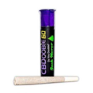 CBDoobie Pre-Rolled Herbal Mix - Jack Herer (Buy More & Save!)