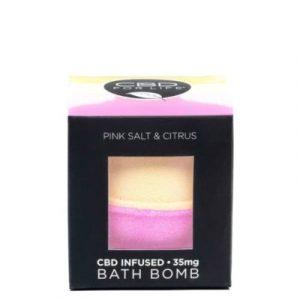 CBD Bath Bombs (Choose Scent)