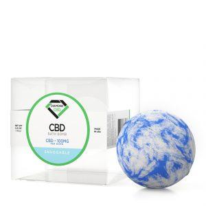 Diamond CBD Bath Bomb Snuggable - 100mg