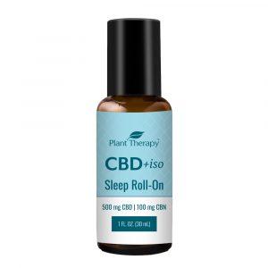CBD +iso Sleep Roll-On 500 mg CBD | 100 mg CBN