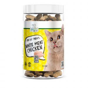 MediPets CBD Cat Treats - White Meat Chicken - 200mg