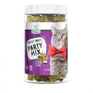 MediPets CBD Cat Treats - Party Mix - 200mg