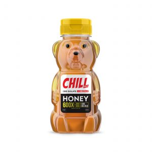 Chill Plus CBD & Delta-8 Honey Bear - 600X
