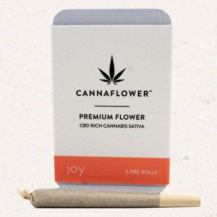 Cannaflower™ Joy CBD Pre-Rolls