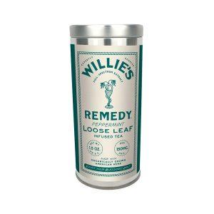 Willies Remedy CBD Loose Tea - Peppermint 150mg 1.5oz