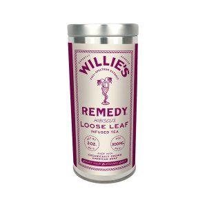 Willies Remedy CBD Loose Tea - Hibiscus 300mg 3oz