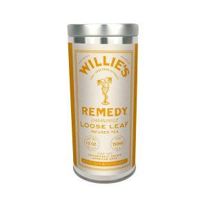 Willies Remedy CBD Loose Tea - Chamomile 150mg 1.5oz