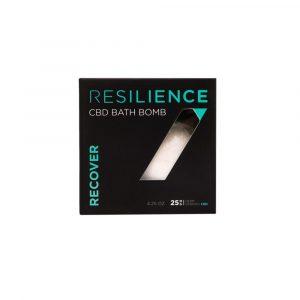 Resilience CBD Bath Bomb - Recover 25mg