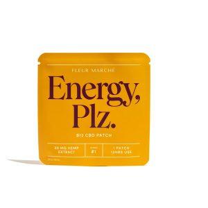 Fleur Marché CBD Transdermal Patch - Energy Plz 20mg