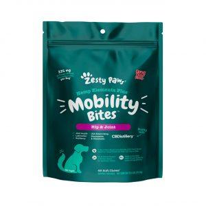 CBDistillery CBD Mobility Dog Treats - Roast Beef 5mg 45 Count