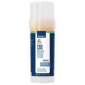 CBDistillery CBDol Cooling Relief Stick 500mg