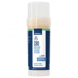 CBDistillery CBDol Cooling Relief Stick 1000mg