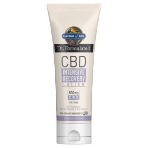 Dr. Formulated CBD Intensive Recovery Lotion 800mg