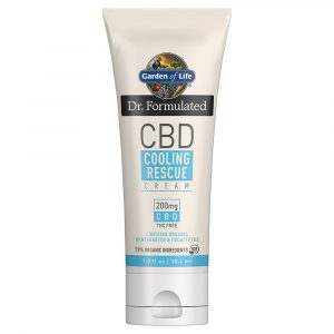 Dr. Formulated CBD Cooling Rescue Cream 200mg