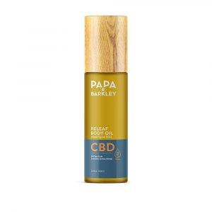 Papa & Barkley CBD Releaf Massage Oil 60ml 400mg