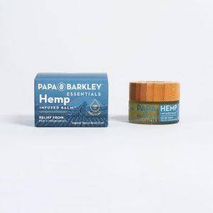 Papa & Barkley CBD Hemp Infused Balm 15ml
