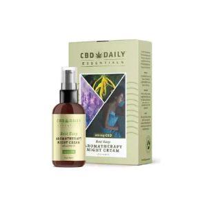 CBD Daily Essentials Aromatherapy Night Cream - Lavender & Ylang Ylang 100mg