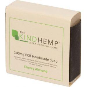 The Kind Hemp Handmade Hemp CBD Soap - 100mg
