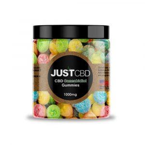 Just CBD Emoji Gummies 1000mg