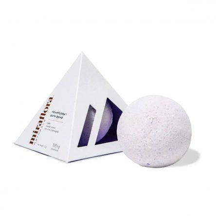 Miraflora CBD Bath Bomb – Calm Lavender Jasmine 100mg
