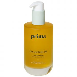 Prima Beyond Body Oil - 600mg CBD Age-Defying, Lightweight Body Oil 6 oz/ 177 mL