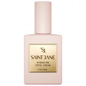 Saint Jane Beauty Hydrating Petal Cream - 1% Pure Hyaluronic Acid + 500mg CBD 1.7 oz/ 50 mL