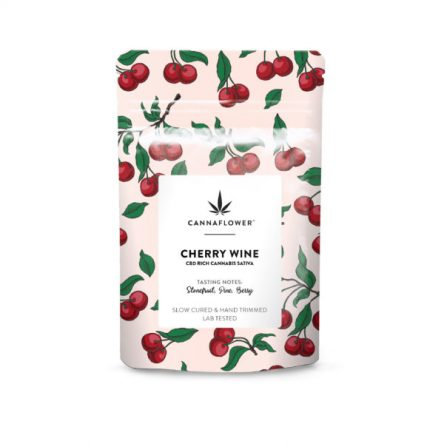 Cannaflower™ Cherry Wine CBD Hemp Flower